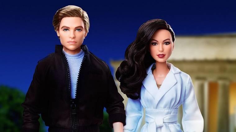 Jönnek a Wonder Woman 1984 Barbie figurák bevezetőkép