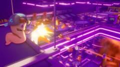 Egy 32 fős arena shooter lesz a Worms Rumble kép