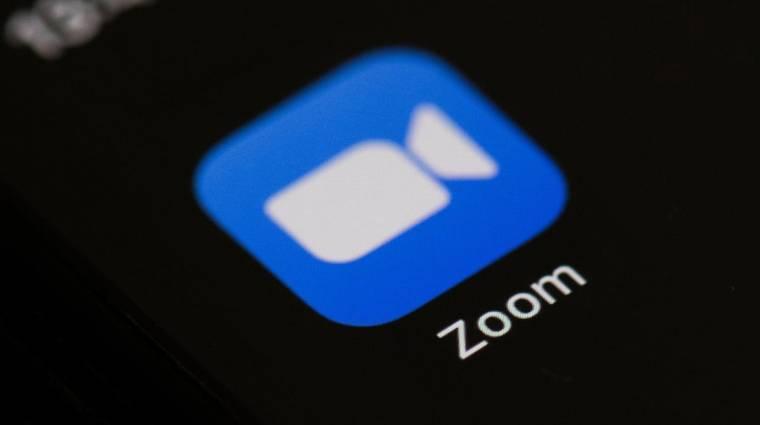 Egyszerűen ömlik a pénz a Zoomhoz kép