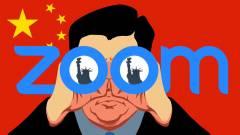 Csúnya kémkedési ügybe keveredett a Zoom kép