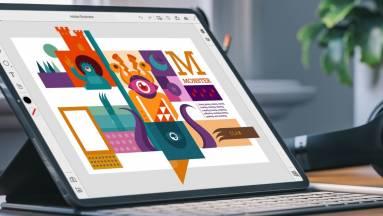 Októberben jön iPadekre az Adobe Illustrator kép