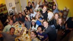 Mostantól tilos partikat rendezni az Airbnb-szállásokon kép