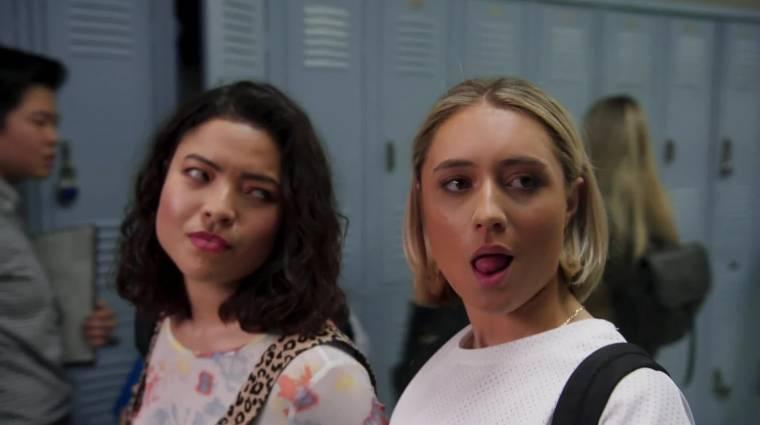 Az American Pie Presents: Girls' Rules a torkodon akad bevezetőkép
