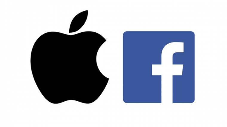 A Facebook is odaszúr az Apple-nek a magas sarc miat kép