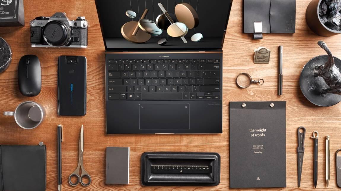 Az új Asus ZenBook luxus, de nem feltétlenül drága kép