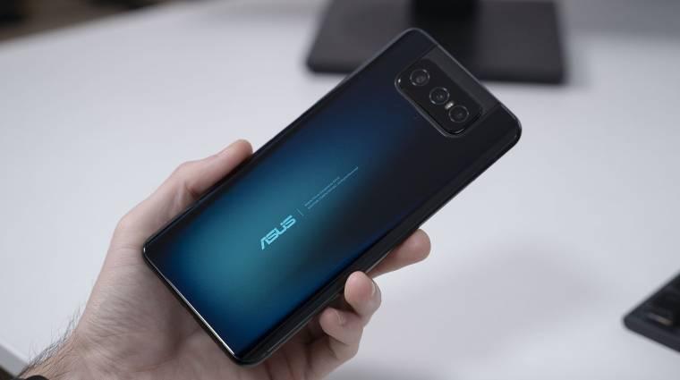 Kiszivároghattak az Asus új, kompakt mobiljának specifikációi kép