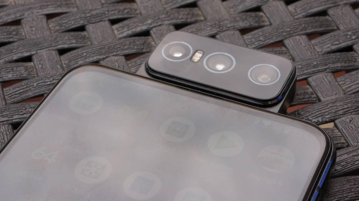 Asus ZenFone 7 Pro teszt - trükkös tégla kép