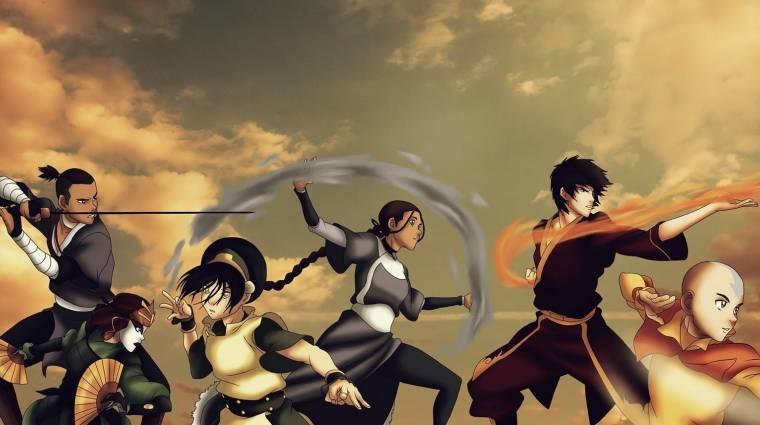 Végre magyarul is folytatódik az Aang legendája egy gyűjteményes képregényben kép