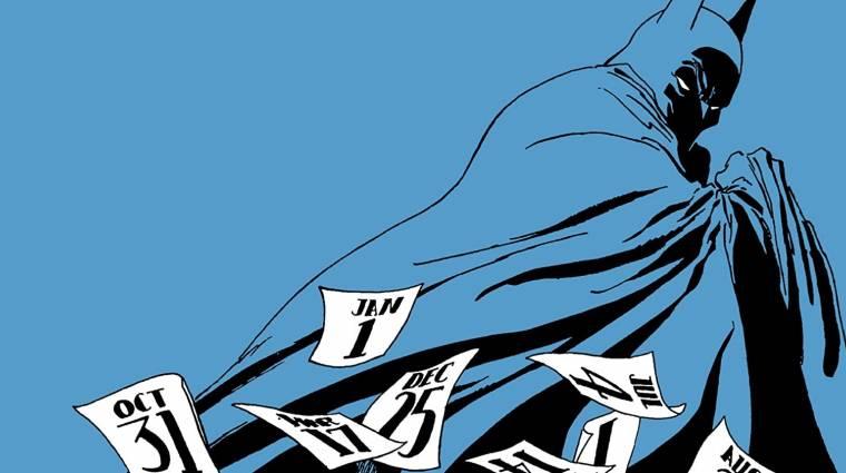 Impozáns szinkronhangok szólalnak majd meg a Batman: The Long Halloweenban kép