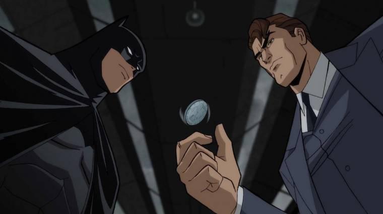 Rajzfilm készül az egyik legjobb Batman képregényből, itt az első előzetes bevezetőkép