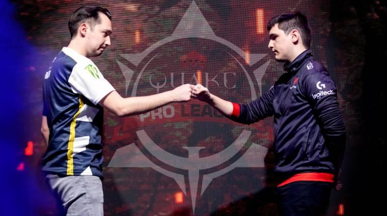 Kis híján magyar győzelemmel zárult a Quake világbajnokság bevezetőkép