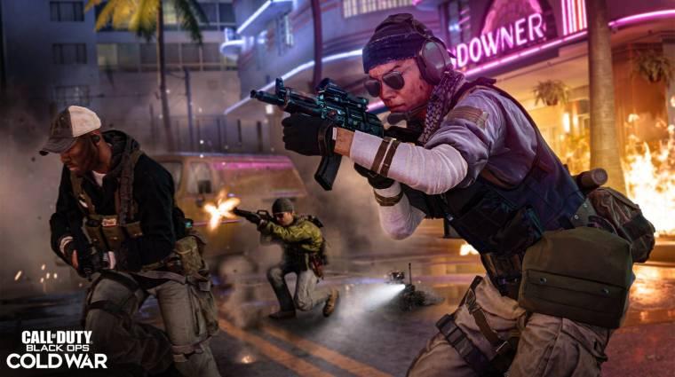 Ezt lehet most tudni a Call of Duty: Black Ops Cold War multiplayer módjáról és a bétáról bevezetőkép