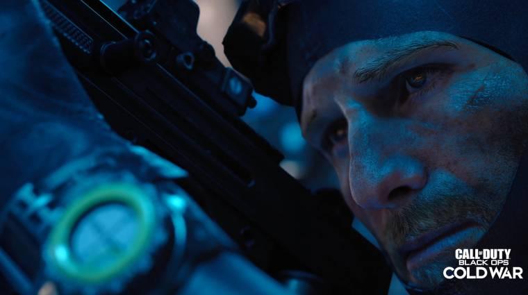 Nyugalom, a Call of Duty: Black Ops Cold War bétáig gyengítik a mesterlövészpuskákat bevezetőkép