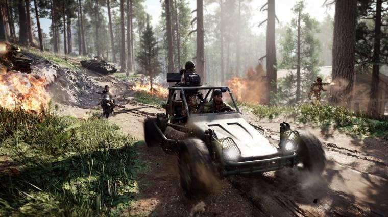 Sandbox módot kaphat a Call of Duty: Warzone bevezetőkép