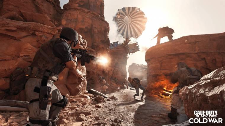Ingyen Call of Duty: Black Ops Cold War jár az Nvidia új videokártyái mellé bevezetőkép