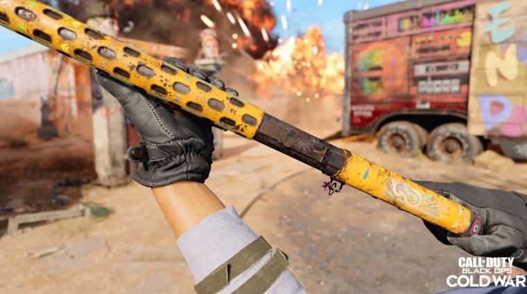 Ingyen DLC-csomag jár a Call of Duty: Black Ops Cold War játékosainak bevezetőkép