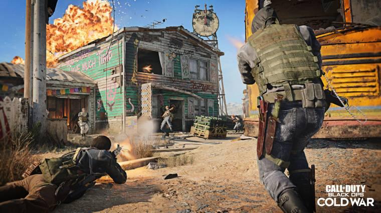Mostantól magukkal szúrnak ki, akik a Call of Duty játékokban társaikat lövik bevezetőkép