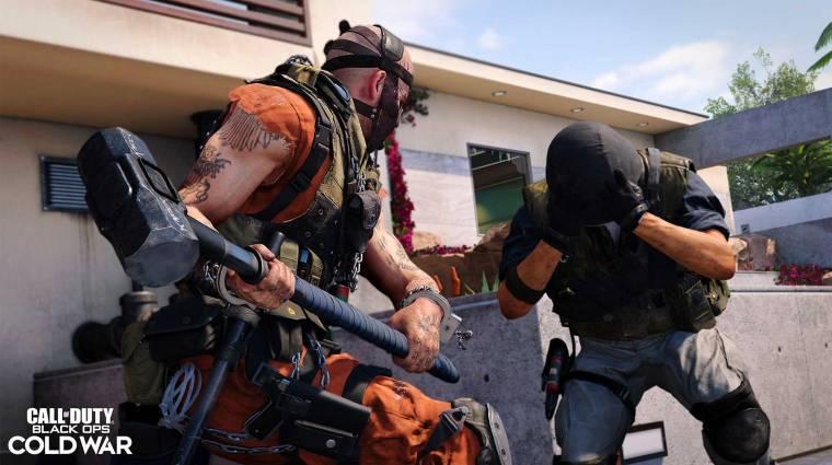 A Call of Duty: Black Ops Cold War visszahozza a széria még egy jól ismert pályáját bevezetőkép