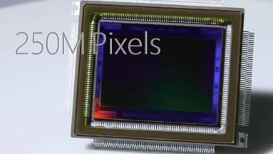 A Canon megmutatta, hogy van értelme a 250 megapixeles kameraszenzornak kép
