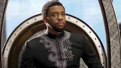 Chadwick Boseman előtt tiszteleg a Fekete Párduc megújult főcíme kép
