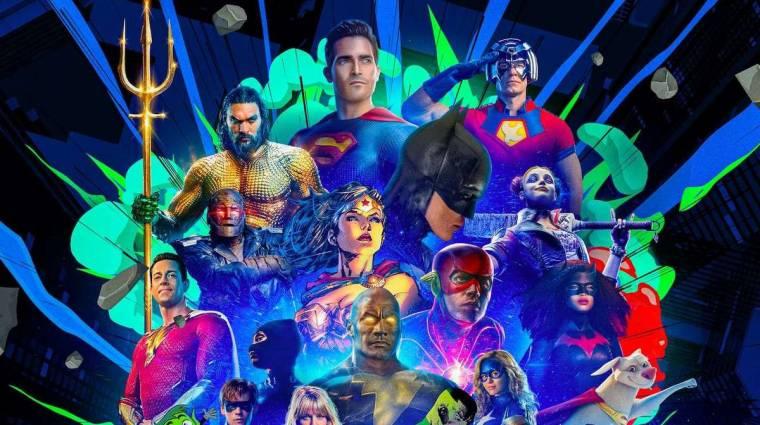 Az Injustice ott lesz a DC FanDome-on, képeket is mutattak bevezetőkép