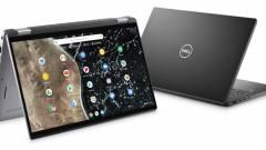 A Dell új Chromebookja 21 órát bír egyetlen töltéssel kép