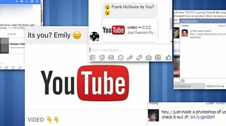 Egy ismerősöd videót küld rólad Facebookon? Ne dőlj be ennek, vírus! kép