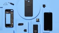 Jöhet a világ első, 5G-képes moduláris telefonja kép