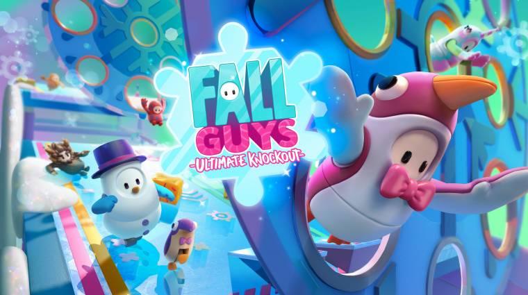 A Fall Guys rajongók kitalálták, mi lesz a következő szezon témája bevezetőkép