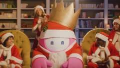 A Fall Guys csapata egy szívmelengető videóval kíván kellemes ünnepeket minden rajongónak kép