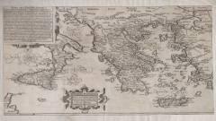 Óriási digitális történelmi térképtárat nyitott az OSZK kép
