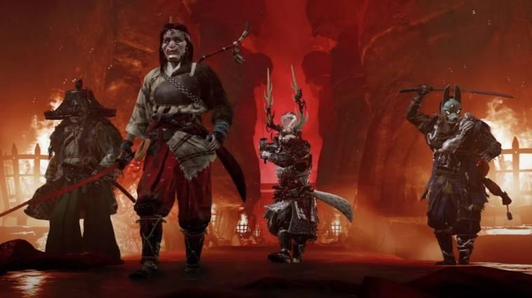 Egy multiplayer játékon dolgozik a Ghost of Tshushima fejlesztőcsapata? bevezetőkép