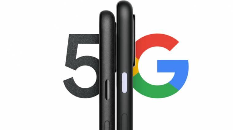 Egyszerre három mobilt jelentett be a Google, az egyik már ma előrendelhetővé vált kép