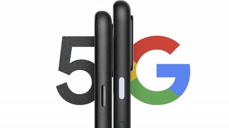 Kiderült, hogy mikor jön a Google Pixel 5 kép