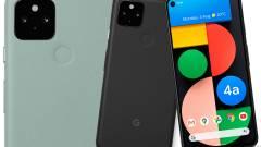 Hivatalos: jön a Google Pixel 5 és Pixel 4A 5G kép