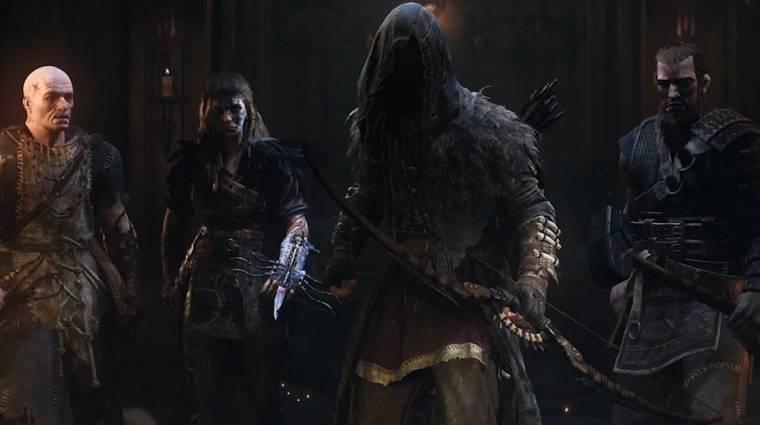 Középkori lopakodós játék lesz a Hood: Outlaws and Legends bevezetőkép