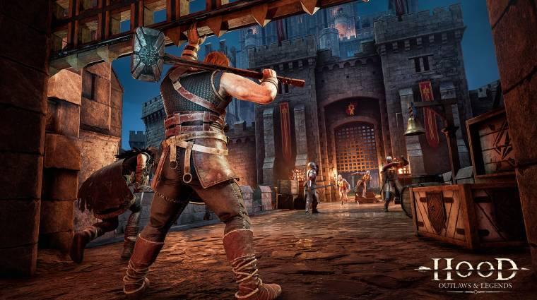 A Hood: Outlaws & Legends harmadik karaktere a fizikai erőre gyúr bevezetőkép