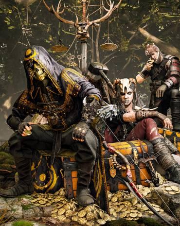 Hood: Outlaws & Legends kép