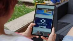 """Huawei MatePad 10.4"""" LTE teszt - középosztály Google nélkül kép"""