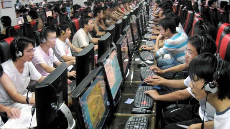 Kínában kötelező lesz valódi névvel regisztrálni online játékokra bevezetőkép