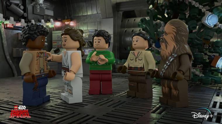 Új, ünnepi Star Wars különkiadás készül – most LEGO-ból bevezetőkép