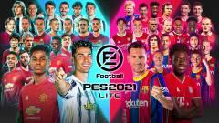 Elérhető az eFootball PES 2021 Season Update ingyenes verziója kép