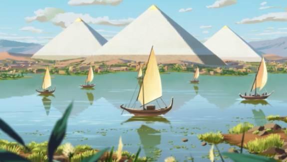 Remake-et kap az egyik legjobb városépítős játék, a Pharaoh kép