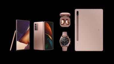 Már előrendelhetőek a frissen bemutatott Samsung Galaxy Note20 telefonok kép