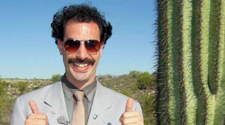 Nem irigyeljük a fordítókat a Borat 2 teljes címe miatt bevezetőkép