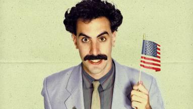 Befutott az első kedvcsináló a Borat folytatásához kép