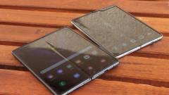 Samsung Galaxy Z Fold2 teszt – befoldozott hibák kép