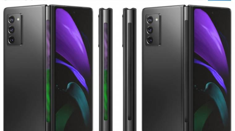 RGB-s zsanért kaphat a Samsung Galaxy Z Fold széria kép