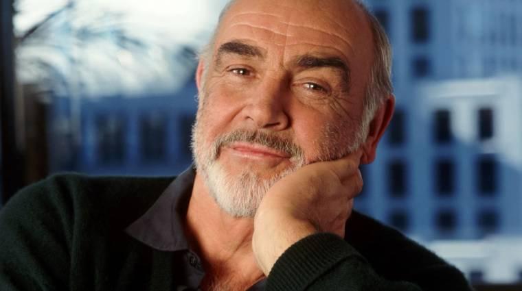 Meghalt Sir Sean Connery bevezetőkép