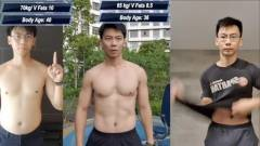 Van, aki már másfél éve űzi a One Punch Man edzésprogramot kép